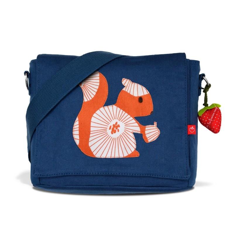 Kindergartentasche Eichhörnchen von la fraise rouge