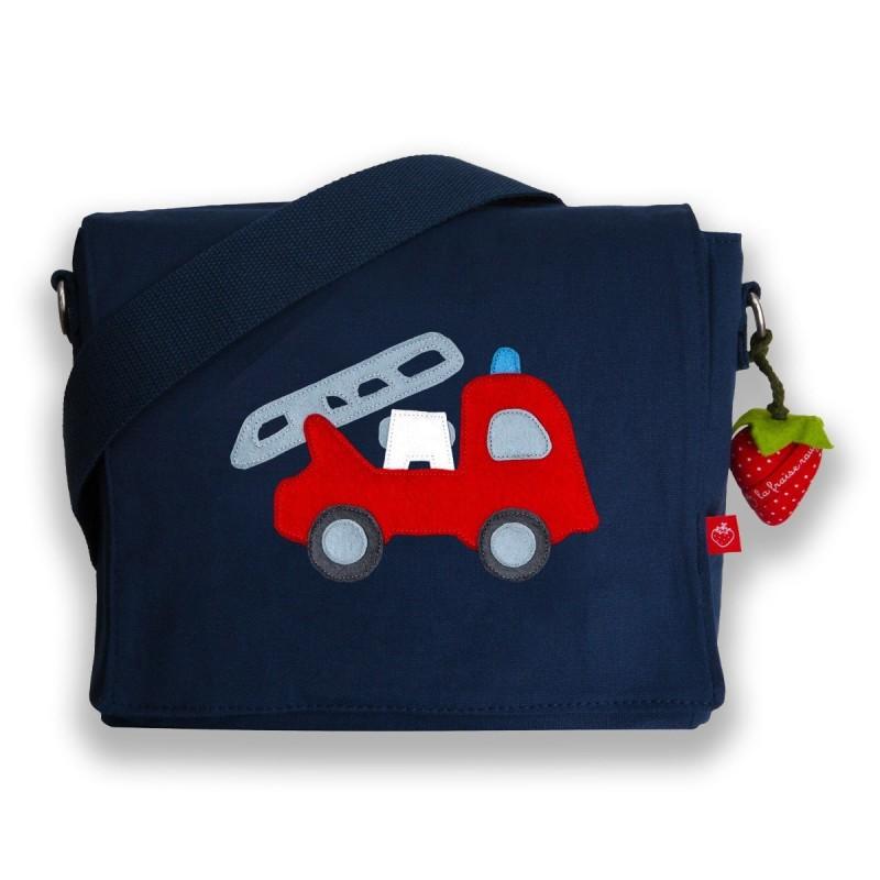 Kindergartentasche Feuerwehr von la fraise rouge