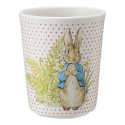Melamin Trinkbecher Peter Rabbit - Peter Hase