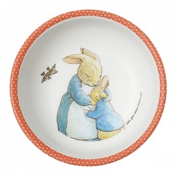 Melamin Schale Peter Rabbit - Peter Hase