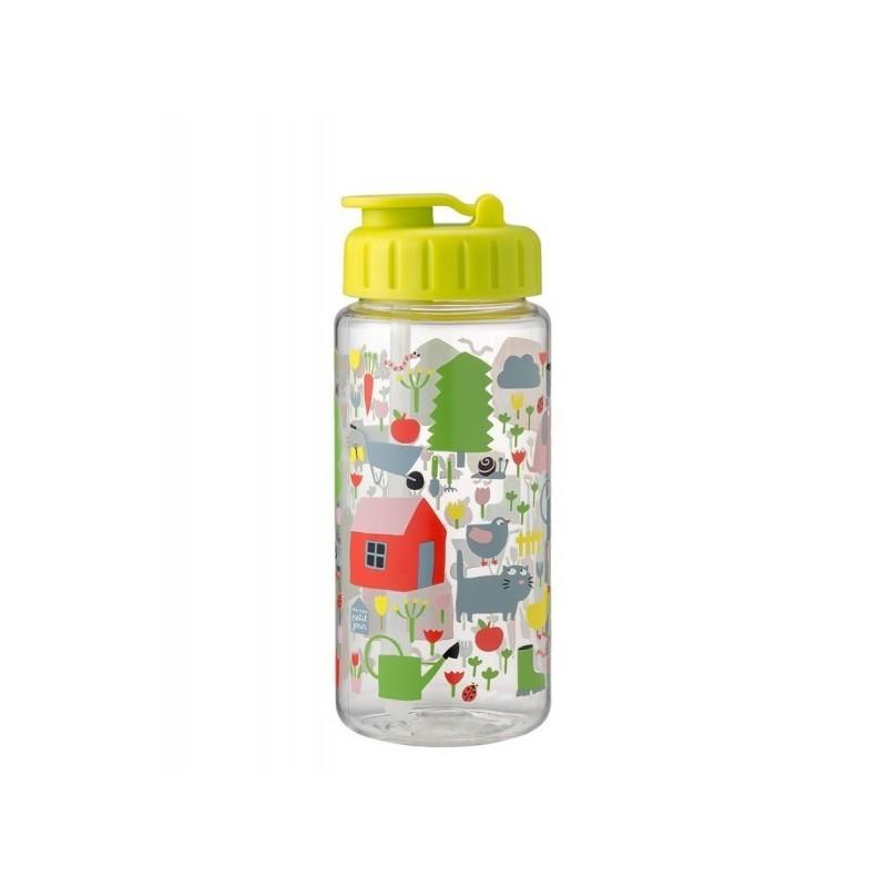 Trinkflasche Bauernhof aus Tritan 0.35l