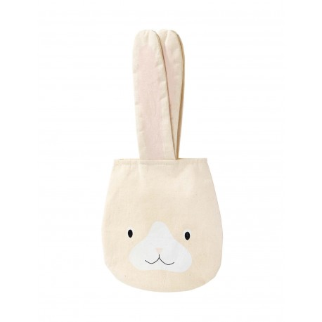Truly Bunny Fabric Bag - Eine Ostertasche von Talking Tables