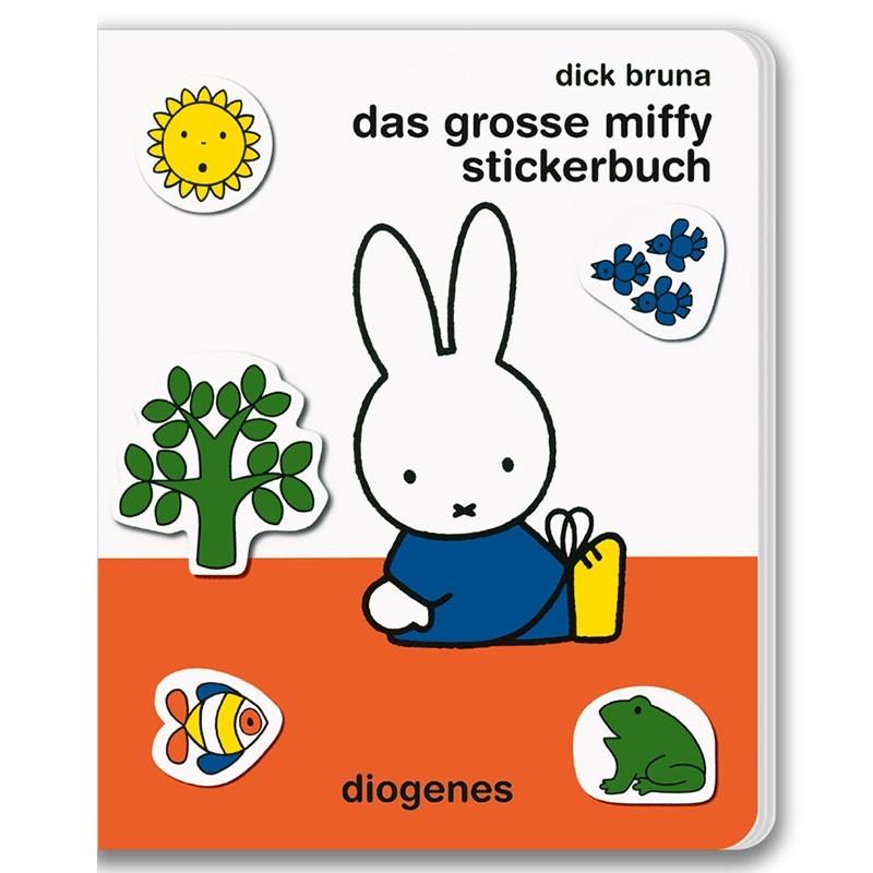 Das grosse Miffy Stickerbuch
