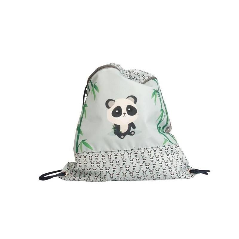 FUNKI Turnbeutel Panda