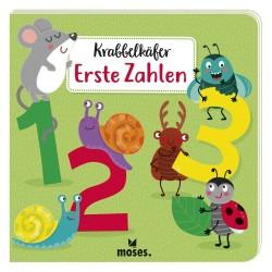 Krabbelkäfer Bilderbuch - Erste Zahlen