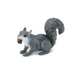 Grauhörnchen mit Eichel - Spielfigur