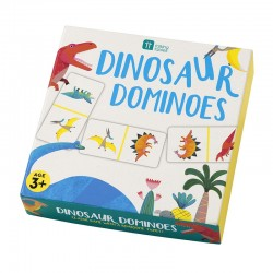 Dinosaurier Domino von Talking Tables