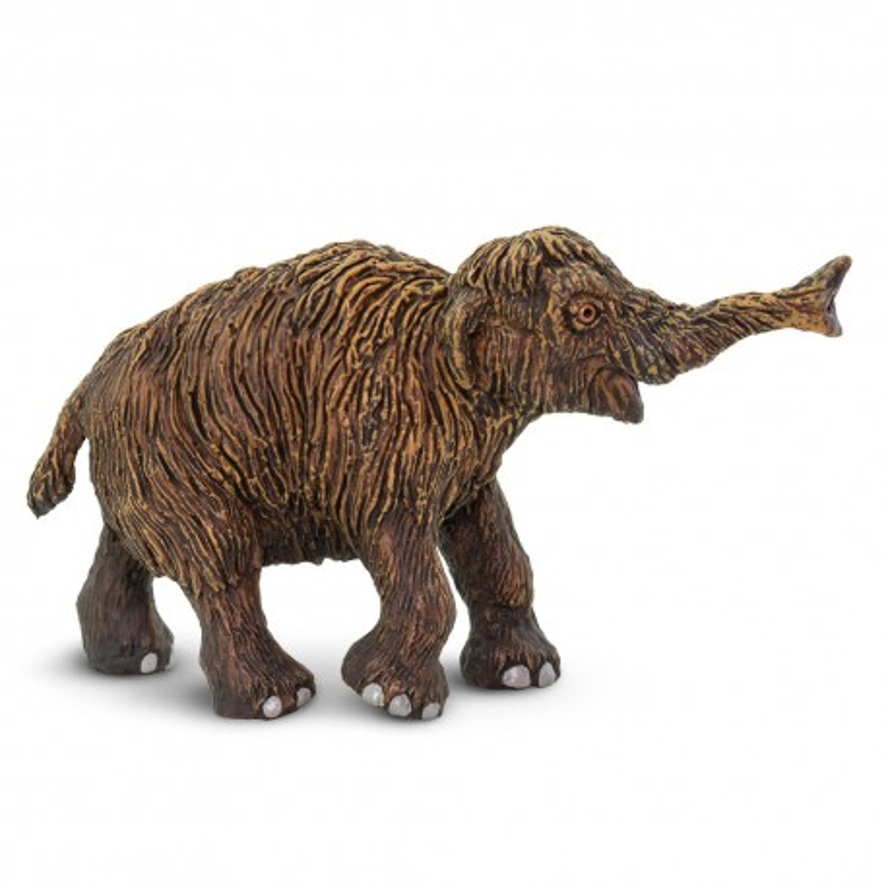 Wollhaarmammut Baby Figur