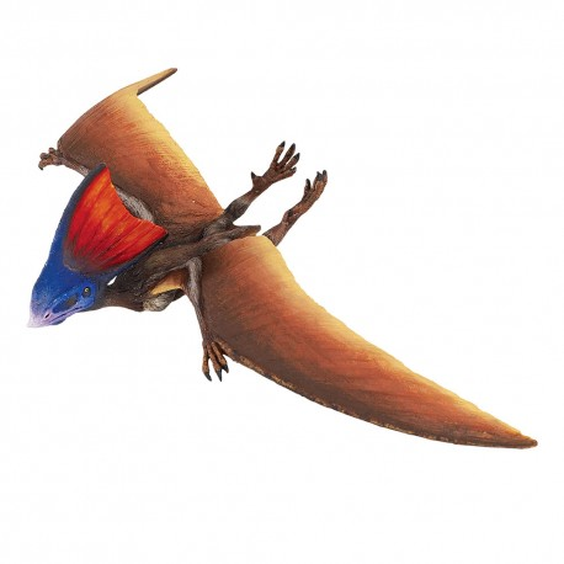 Tapejara - Handbemalte Dinosaurier Figur