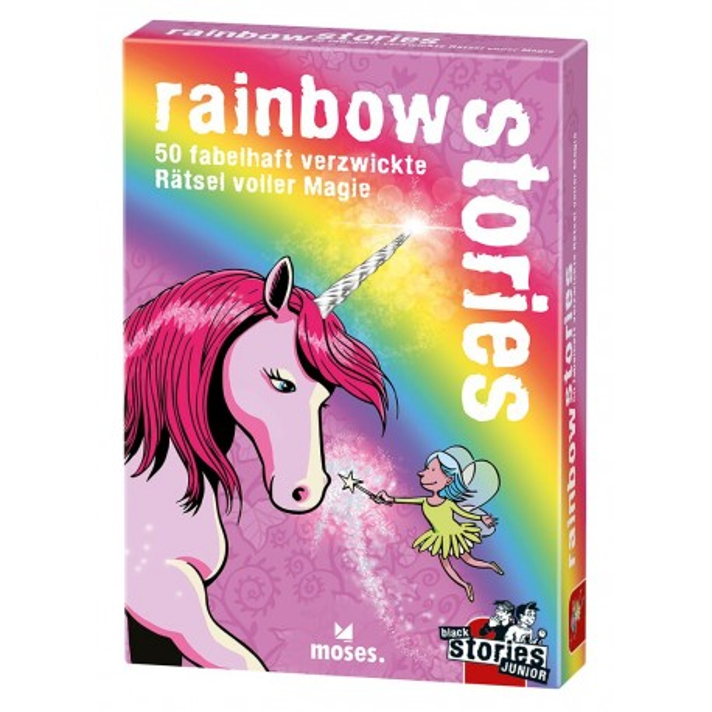 rainbow stories - back stories Junior