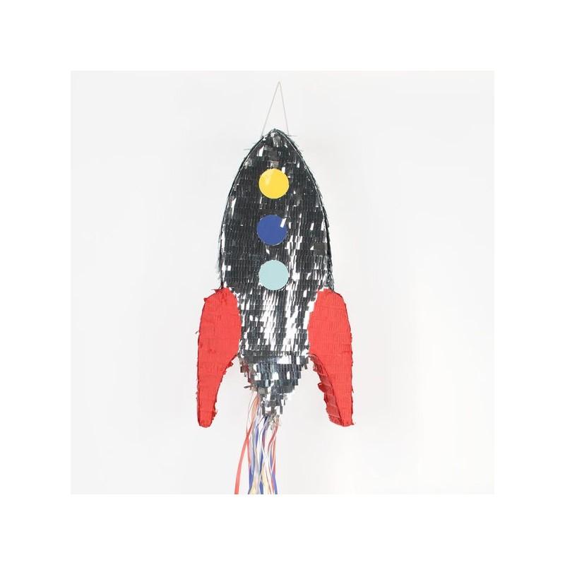 My Little Day - Pinata Rakete - Astronaut - Weltall