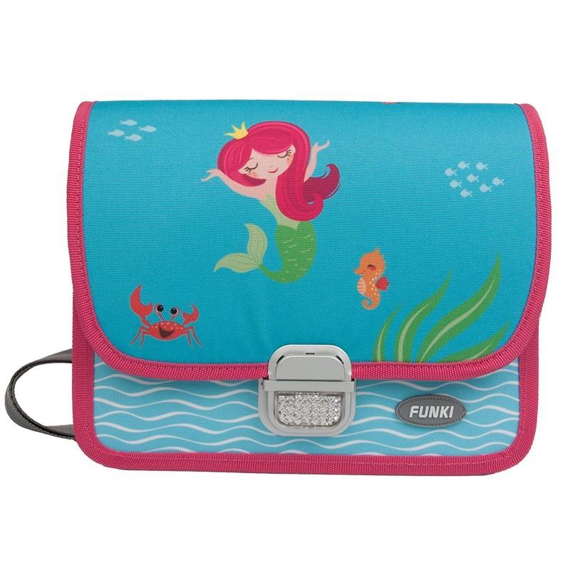 FUNKI Kindergartentasche Meerjungfrau Little Mermaid