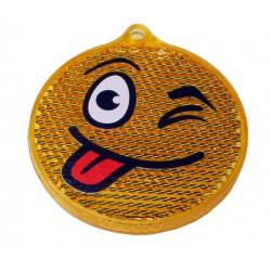 Reflektor Smiley von Safety Reflector of Finland