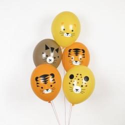 My Little Day - 5 Ballons Katzen