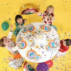 Kinderpartyset Regenbogen von My Little Day