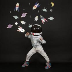 Kinderpartyset Astronaut