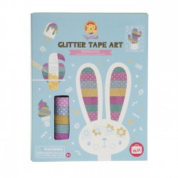Glitter Tape Art von Tiger Tribe