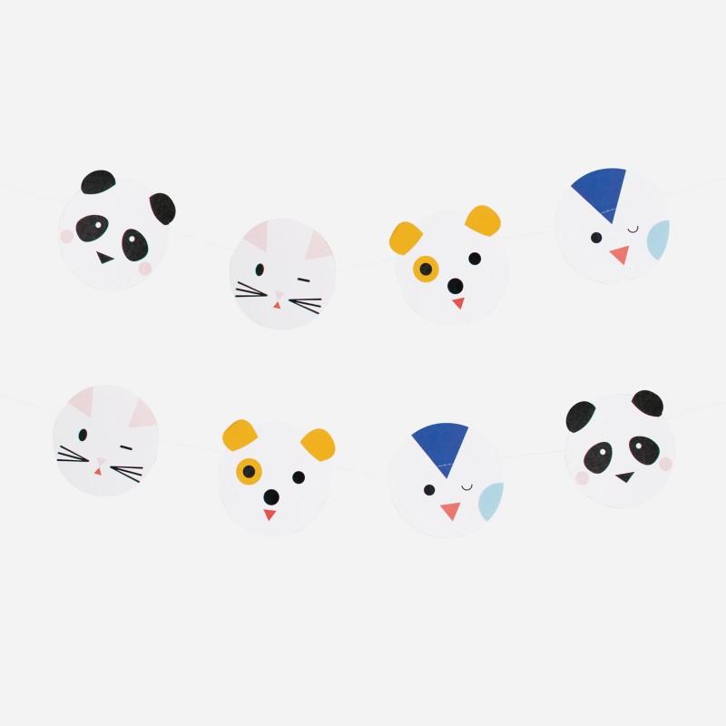 My Little Day - Girlande Mini Animals