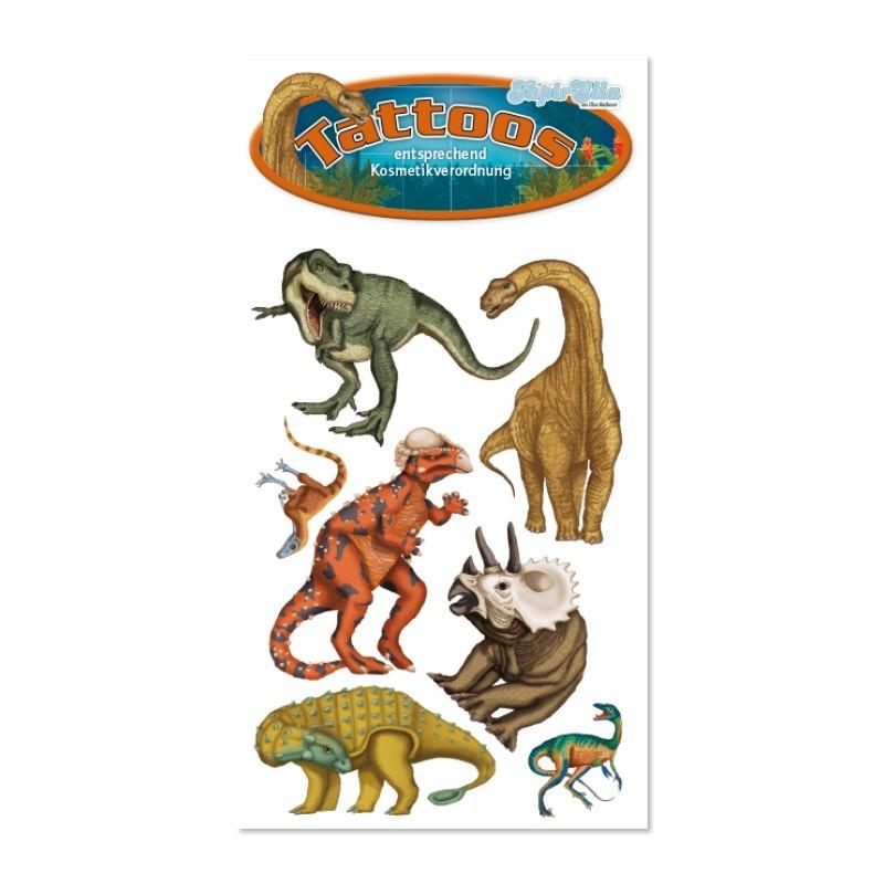 Tattoos Dinosaurier TapirElla von Lutz Mauder