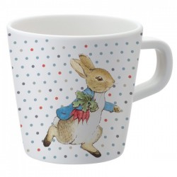 Melamin Tasse Peter Rabbit - Peter Hase