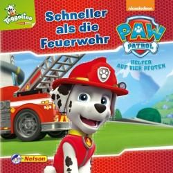 PAW Patrol - Schneller als die Feuerwehr