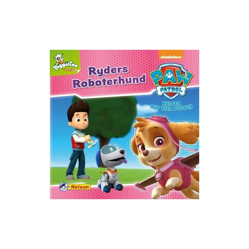 PAW Patrol - Ryders Roboterhund