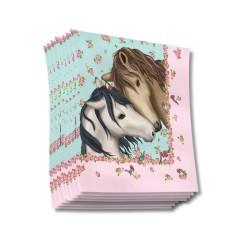 Servietten TapirElla Pferde aus dem Lutz Mauder Verlag