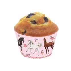 Muffinförmchen TapirElla Pferde aus dem Lutz Mauder Verlag