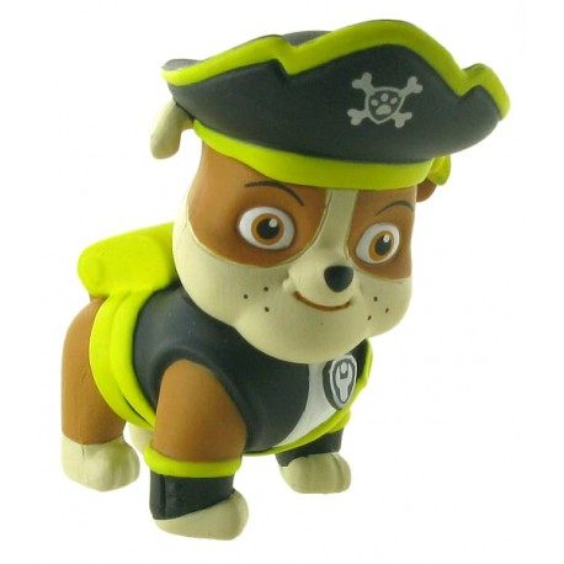 Rubble als Pirat - PAW Patrol Figur