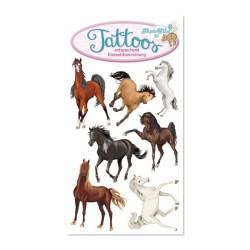 Tattoos Pferde TapirElla von Lutz Mauder