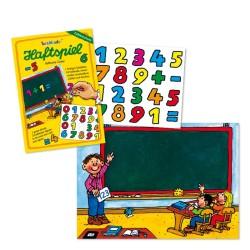 Haftspiel Zahlenschule von Lutz Mauder