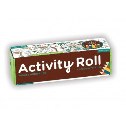 Activity Rolle Dinosaurier