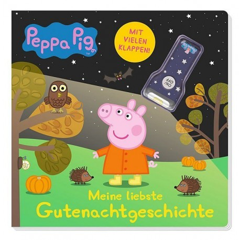 Peppa Pig Meine liebste Gutenachtgeschichte