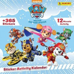 PAW Patrol Sticker Activity Kalender