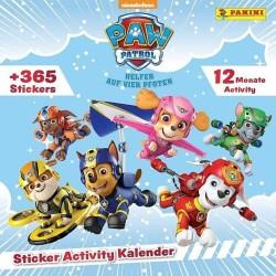 PAW Patrol Sticker Activity Kalender