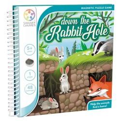 Down the rabbit hole - Gewühle in der Grube