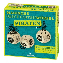 Magische Geschichten Würfel Piraten