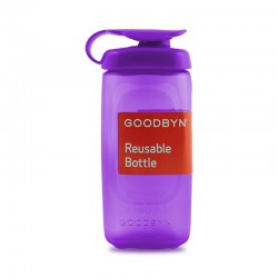 Goodbyn Bottle lila - Trinkflasche passend zur Lunch- und Znünibox