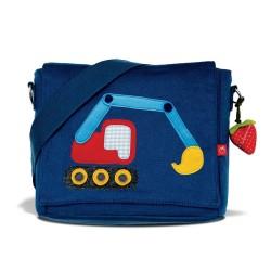 Kindergartentasche Bagger von la fraise rouge
