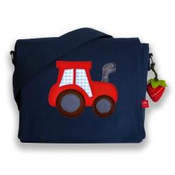 Kindergartentasche Traktor von la fraise rouge