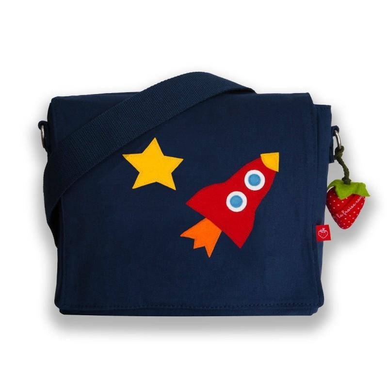 Kindergartentasche Rakete von la fraise rouge