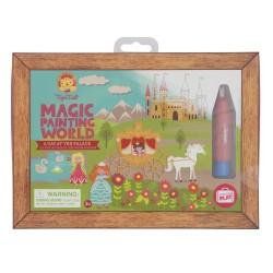 Magische Malwelt Ein Tag im Schloss