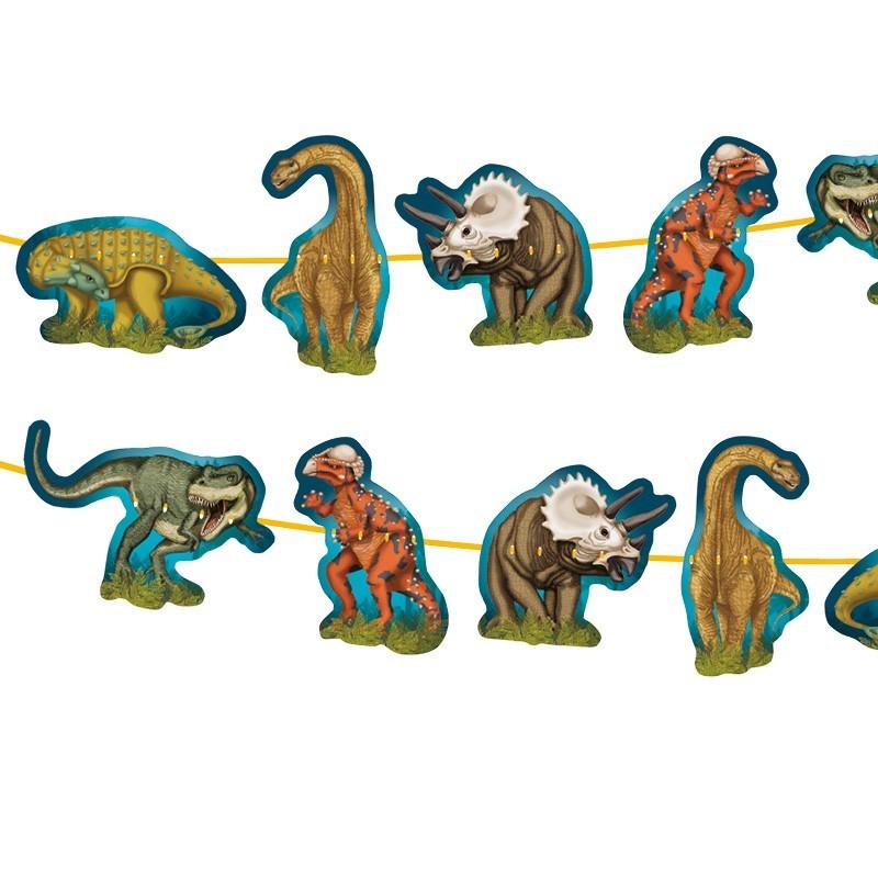 Girlande TapirElla Dinosaurier aus dem Lutz Mauder Verlag