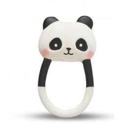 Beissring & Greifling Panda Kori aus Naturkautschuk von Lanco Toys