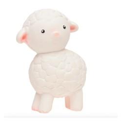 Greifling und Zahnungshilfe Schaf aus Naturkautschuk von Lanco Toys