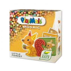 PlayMais Mosaic Kleiner Wald - Little Forest