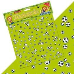 Tischdecke Fussballer Fritz Flanke aus dem Lutz Mauder Verlag