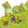 Kinderpartyset Fussball von Lutz Mauder