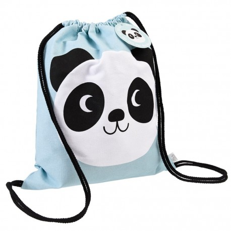 Turnbeutel Miko the Panda von Rex London