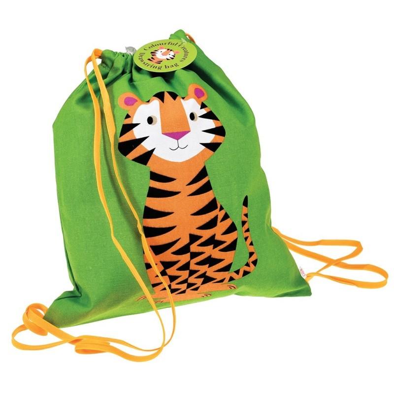 Turnbeutel Teddy the Tiger von Rex London